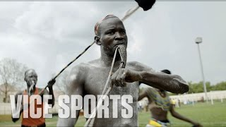 South Sudan has been in near-constant turmoil since its inception, but one thing that brings people of warring tribes together is wrestling. Peter Biar Ajak ...