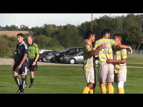 Video Highlights: Men's Soccer vs. William Penn JV (9/29/2015) W, 2-0