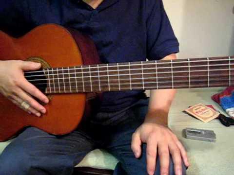 Bai Tap 19 Guitar - Bao Tri va Do Am Uot