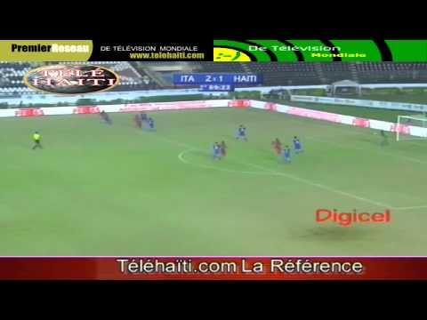 ITALY  Vs  Haiti 2013 Live Soccer Game