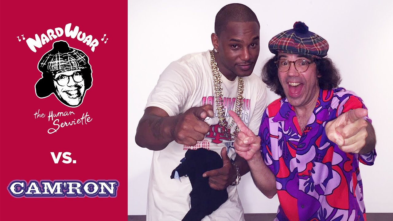 Nardwuar vs. Cam'ron (Video)