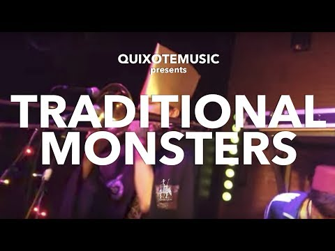 Traditional Monsters - One Armed Man (live)