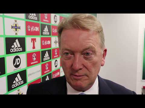 'FURY & WILDER IS DONE - FRAMPTON V WARRINGTON IS DONE!' - FRANK WARREN IMMEDIATE REACTION (BELFAST)