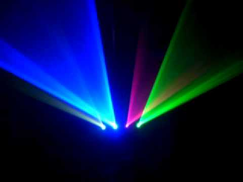 Đèn Laser 4 Cửa YBRG