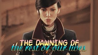 song: https://www.youtube.com/watch?v=COl_e4o9VrM coloring: mine– who did what –- Me: Triss Merigold (The WItcher 3: Wild Hunt), Elena Fisher (Uncharted 1-4), Mike Munroe (Until Dawn), Emily Kaldwin & The Outsider (Dishonored 2), Vergil (DmC Devil May Cry), Avallac'h (The WItcher 3: Wild Hunt)- MundaneMuggle: Ellie (The Last of Us), Joel (The Last of Us), Elizabeth Comstock (BioShock Infinite), Nathan Drake (Uncharted 1-4), - irydionlover93: Rodrik & Asher Forrester (Telltale's Game of Thrones), Bruce Wayne & Harvey Dent (Telltale's Batman), Tidus (Final Fantasy X)- stillhotterthanyours: Ezio Auditore (Assassin's Creed), Geralt of Rivia (The Witcher)their channels:https://www.youtube.com/user/MundaneMugglehttps://www.youtube.com/user/irydionlover93https://www.youtube.com/user/stillhotterthenyoursI CAN'T BELIEVE IT'S ACTUALLY FINISHED! Thank you thank you thank you for being part of it, girls! ______________________________________reblog: http://forsakenwitchery.tumblr.com/post/158387053962/the-dawning-of-the-rest-of-our-lives-gmvгруппа вконтакте: http://vk.com/forsaken.witcheryask: http://ask.fm/forsakenwitchery instagram: http://instagram.com/forsakenwitchery ______________________________________Copyright Disclaimer Under Section 107 of the Copyright Act 1976. Made for non-profit reasons. I only own the editing.