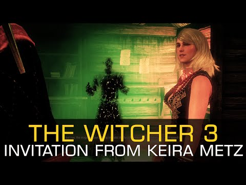 The witcher 3 wild hunt walkthrough a favor for a friend keira 657 stopboris Image collections