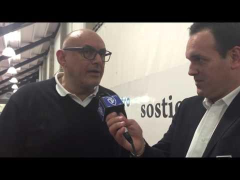 Fortitudo, Matteo Boniciolli post match Ferrara