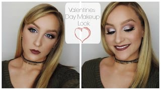 Hey guys! Today I have a flirty glitter Valentine's Day Look! If you liked this video make sure you give it a thumbs up and subscribe! Any videos you want to...