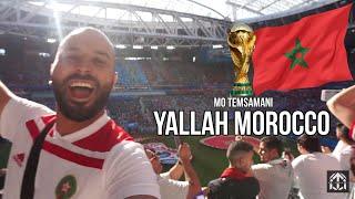 Nonton Mo Temsamani   Yallah Morocco  2018 World Cup Russia    Music Video   Prod  Fattah Amraoui  Film Subtitle Indonesia Streaming Movie Download