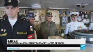 """Abonnez-vous à notre chaîne sur YouTube : http://f24.my/youtubeEn DIRECT - Suivez FRANCE 24 ici : http://f24.my/YTliveFRRoumiana Ougartchinska, journaliste d''investigation co-auteur de """"Pour la peau de Kadhafi"""" et réalisatrice du documentaire """"La poudrière libyenne"""", revient sur les relations entre les deux chefs libyens, l''espoir que leur rencontre suscite au sein-même de la population libyenne, et l''importance qu''elle se fasse sous l''égide de la Présidence de la République française.Notre site : http://www.france24.com/fr/Rejoignez nous sur Facebook : https://www.facebook.com/FRANCE24.videosSuivez nous sur Twitter : https://twitter.com/F24videos"""