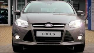 Ford Van Bunningen / Nieuwe Ford Focus