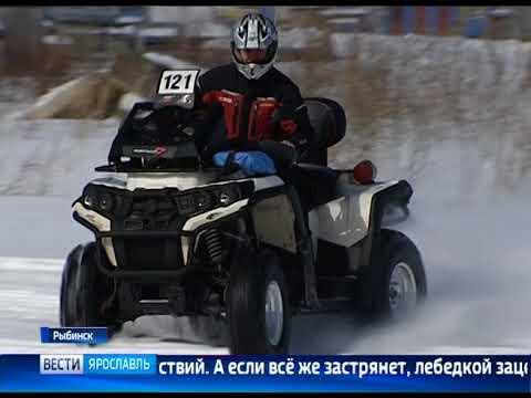 Самый мощный квадроцикл «Русской механики»