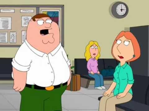 peter griffin: allora vuoi ferirmi