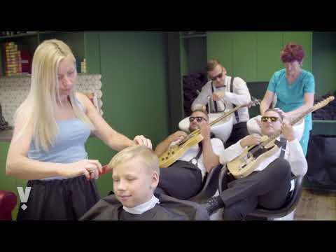 Tapis Valmieras dziesmas videoklips