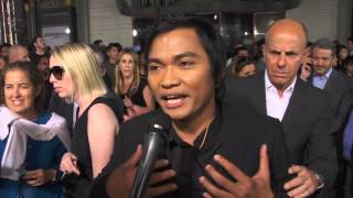 Nonton Furious 7  Tony Jaa Official Red Carpet Movie Premiere Interview                                     Film Subtitle Indonesia Streaming Movie Download