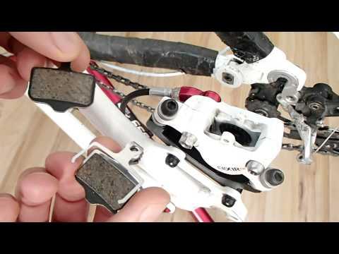 Bremsbeläge an einer Scheibenbremse wechseln MTB - ausführlich mit vielen Zusatzinfos