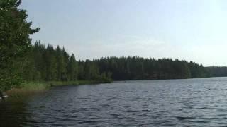 Valkjärvi, Miehikkälä. Finland