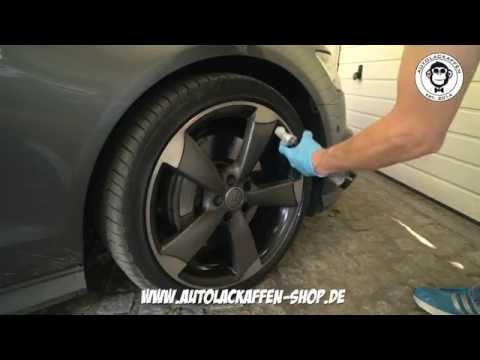 ANLEITUNG : Auto Finesse Iron Out Flugrostentferner