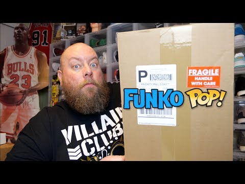 Unboxing A $70 POPTOPIA Funko Pop Mystery Box
