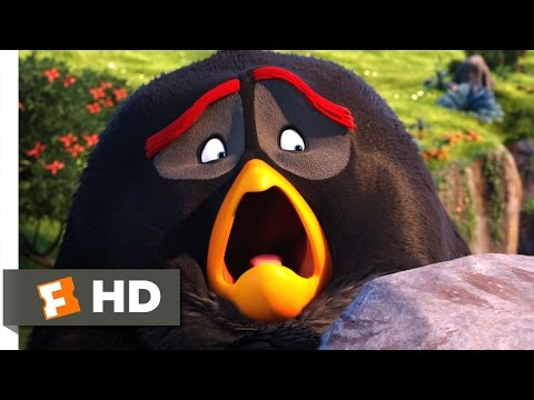 Angry Birds - The Lake of Whiz-dom Scene (6/10) | Movieclips