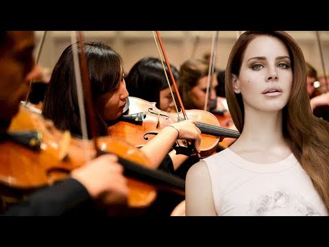 Lana Del Rey - Shades of Cool Symphonic Orchestra Cover