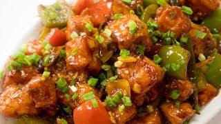 Paneer Chili Recipe | How to make Perfect Restaurant Style Dry Chilli Paneer | Indo Chinese