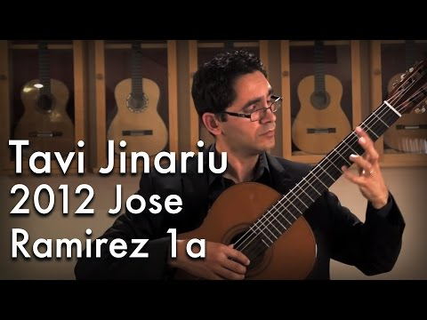 thyme - Guitar: 2012 Jose Ramirez 1a cedar (http://tinyurl.com/lgknqkz). Here's Tavi Jinariu playing Scott Tennant's arrangement of 'Wild Mountain Thyme' (a traditio...