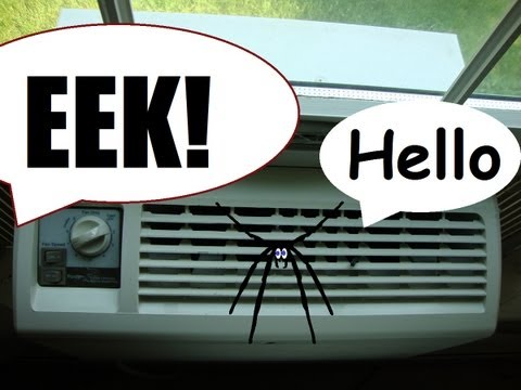 Keep bugs from getting through your air conditioner vents.  Make ac bug-free!