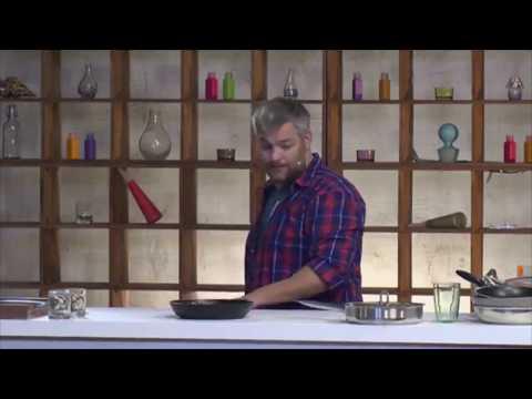 Чугунная посуда побеждает в телепередачи Революция потребления (видео)