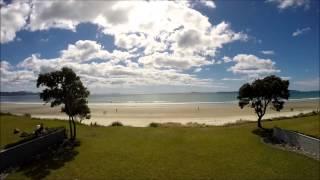 Matarangi New Zealand  City pictures : Time Laspe Matarangi New Zealand Gopro