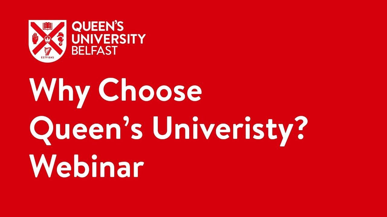 Video Thumbnail: Why Choose Queen's?