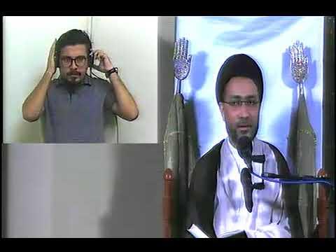 1439 AH – Ramadhan – 27 – Shab – Majlis
