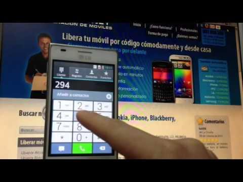Desbloquear lg l5 videos videos relacionados con - Movical net liberar ...