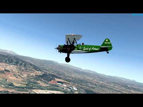 .Colección de aviones para X-Plane...