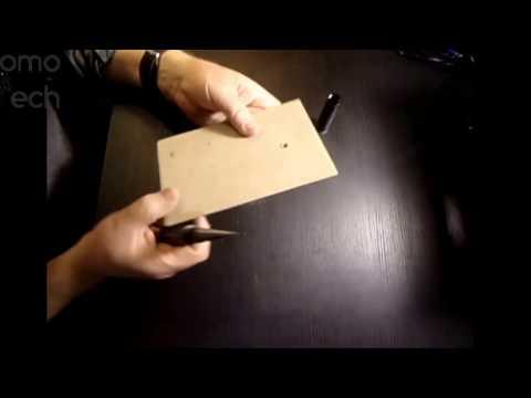 Caneta Perfuradora Manual - Unboxing & Testes | Raitool DT01