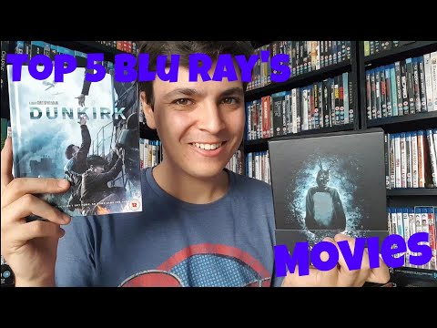 Top 5 Blu Ray Movies In My Collection
