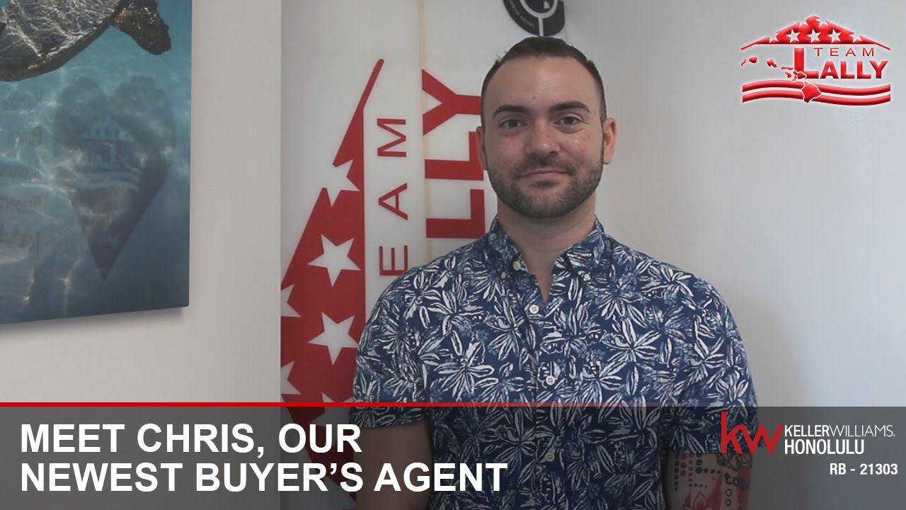 Introducing Our Newest Buyer's Agent