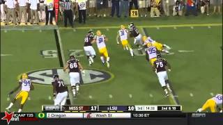 Josh Robinson vs LSU (2014)