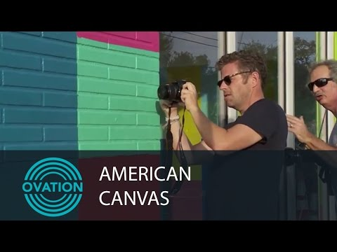 American Canvas - Shooting Graffiti in Miami (Preview) - Ovation
