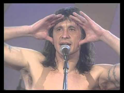 Germán Burgos video Será un Rolling Stone - CM Vivo 2000