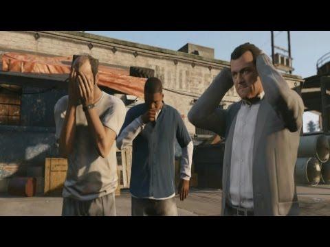 0 New Trailer: GTA V