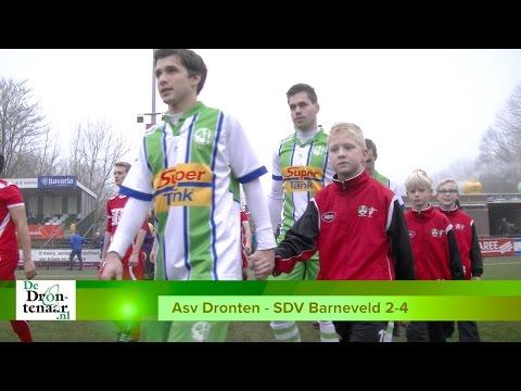 VIDEO | Het doek in de hoofdklasse lijkt te zijn gevallen voor Asv Dronten
