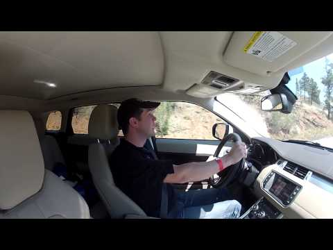 Real Quick Video: 2013 Range Rover Evoque - Driving Experience