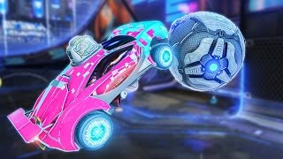 Predicted Our Late Game Loss :: Rocket League