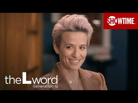 'Megan Rapinoe Visits Alice' Ep. 3 Official Clip | The L Word: Generation Q | SHOWTIME