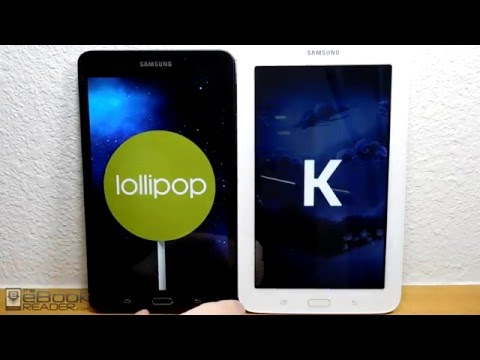Samsung Galaxy Tab A vs Tab E Lite Comparison Review