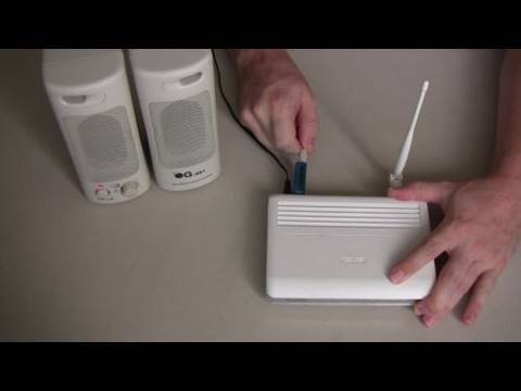 RADIO - In this episode, I will show you how to create a cheap WiFi radio for under $50. Downloads Firmware direct download - http://wiki.openwrt.org/toh/asus/wl520g...