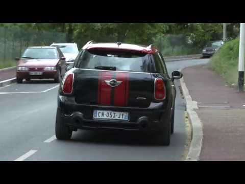 essai mini countryman john cooper works 2013 off road generation. Black Bedroom Furniture Sets. Home Design Ideas