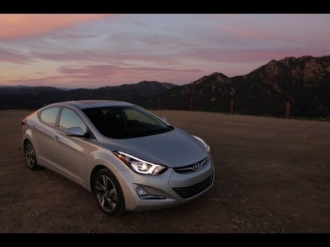 2014 Hyundai Elantra Video Review — Edmunds.com