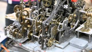 The amazing Do Nothing Machine at the Museum of Craftsmanship